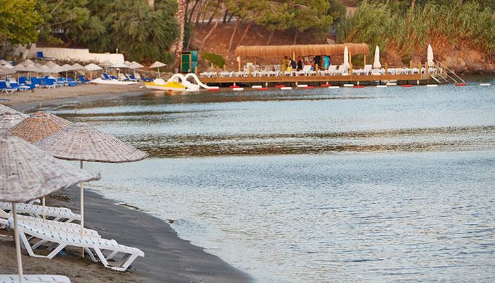 Meteor Beach Bodrum Akyarlar